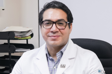 Dr. David Julian Sánchez Antunez